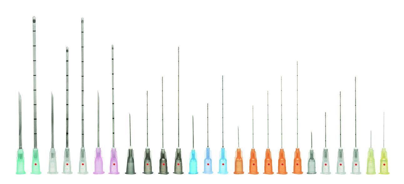 Diferencias entre agujas y cánulas